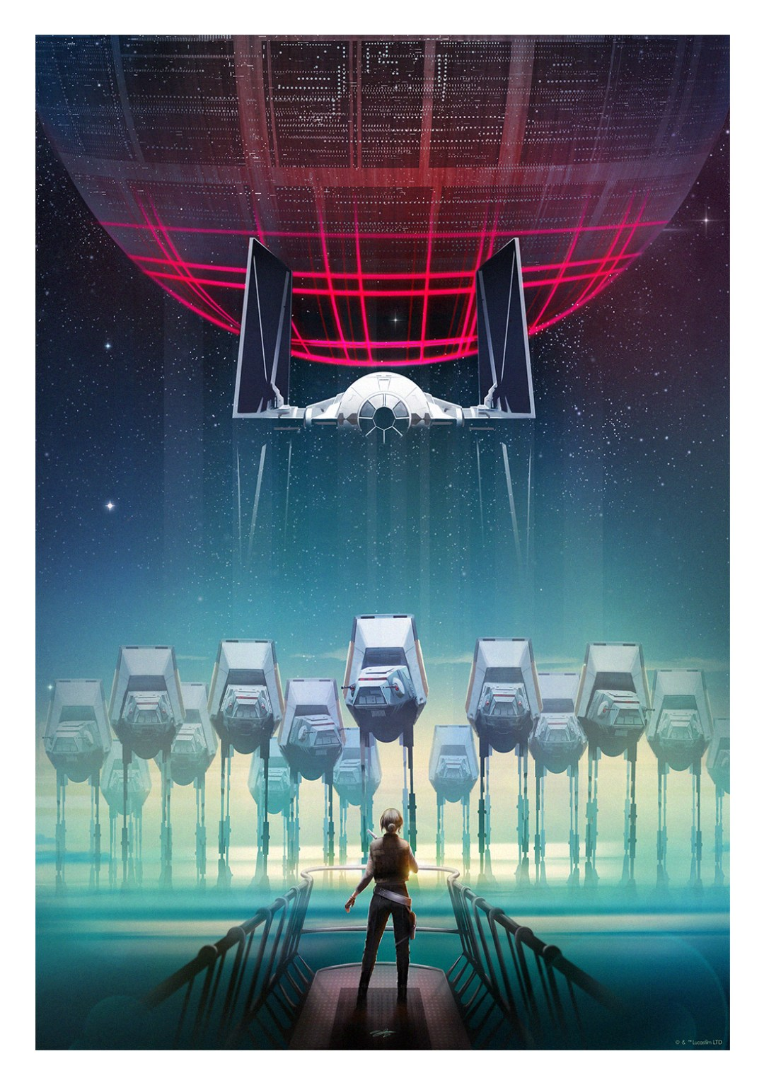 Courage by Andy Fairhurst
