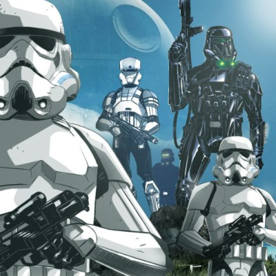 Troopers by Michael Pasquale