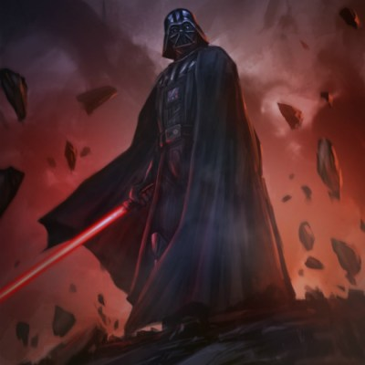 Darth Vader by Fadly Romdhani