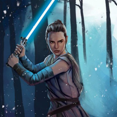 Rey by Jake Bartok
