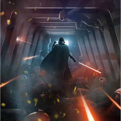 Power of the Darkside by Andy Fairhurst