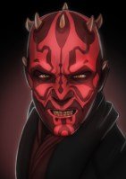 Darth Maul by Ahmad Monir Slam
