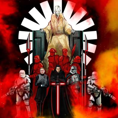 The First Order by Eli Hyder