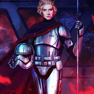 Captain Phasma by Voodu Val