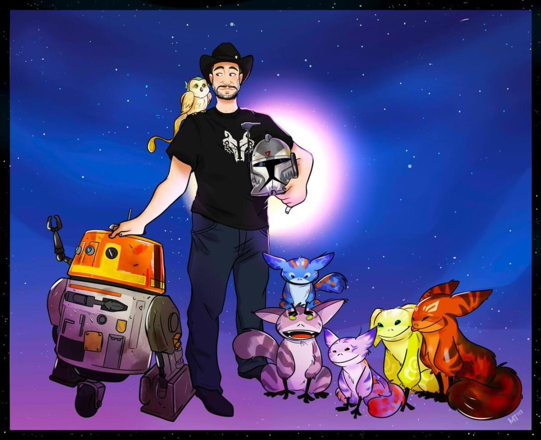 Dave Filoni And Star Wars Rebels by Melissa Thomas