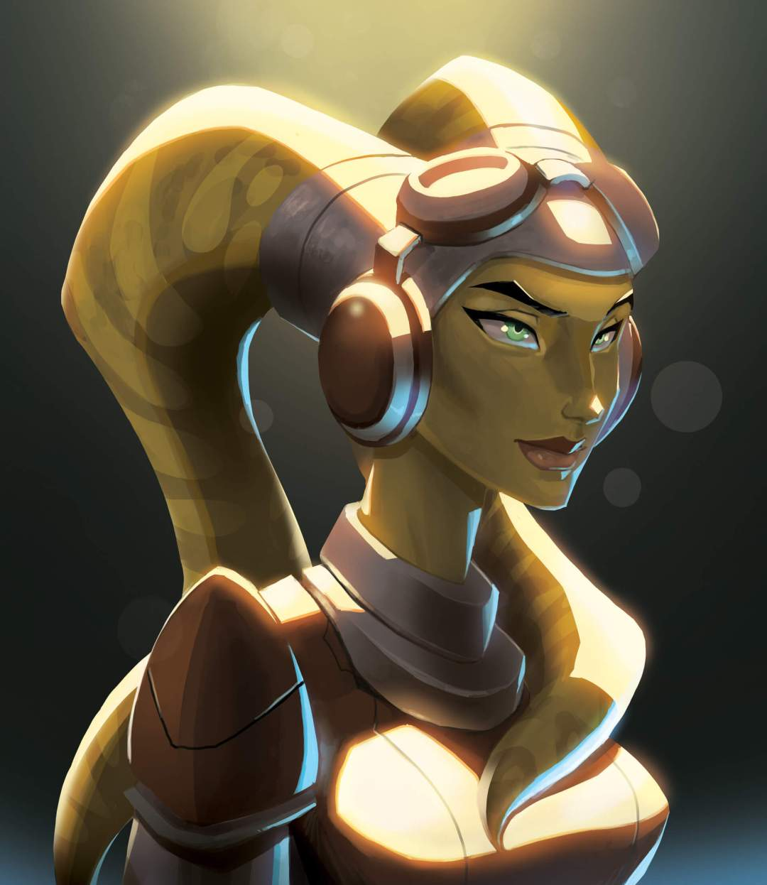 Hera Syndulla by Collin Searle
