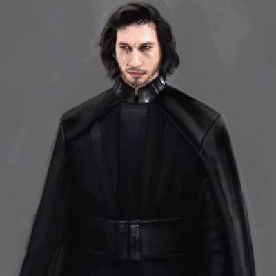 Supreme Leader Ren by John Burns