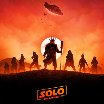 Solo Posters by Marko Manev