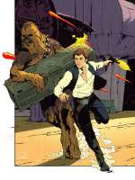 When Han Met Chewie By Grant Griffin