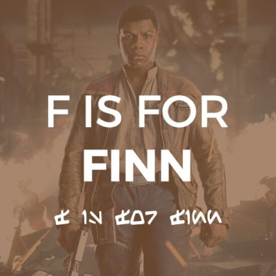 F Is For Finn
