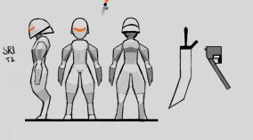 The Siege Portfolio: Corporate Short Range Infantry Tier 2
