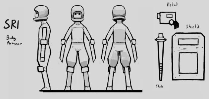 The Siege Portfolio: Enklave Short Range Infantry Tier 1