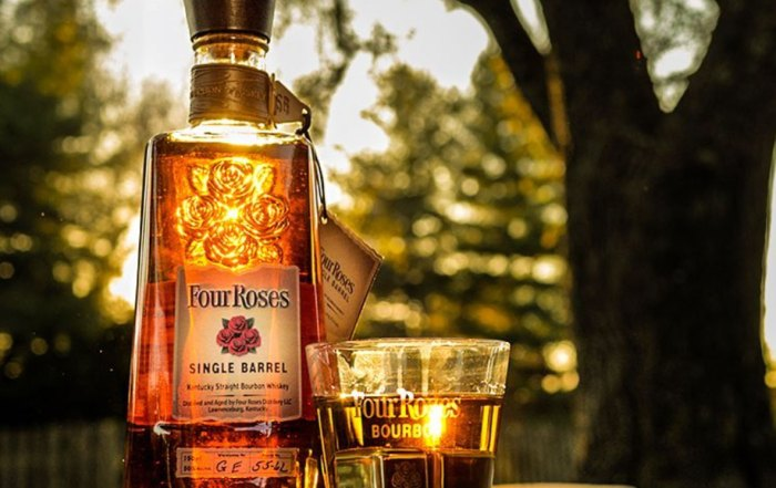 four roses back - BLOG
