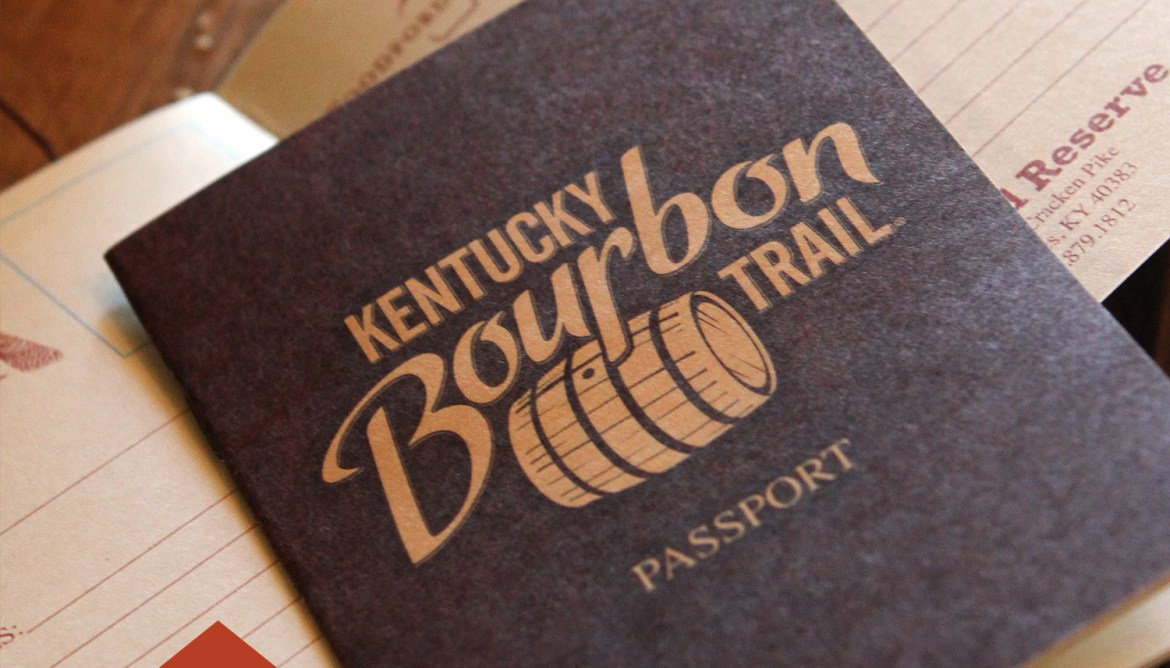 collect box header - KENTUCKY BOURBON TRAIL