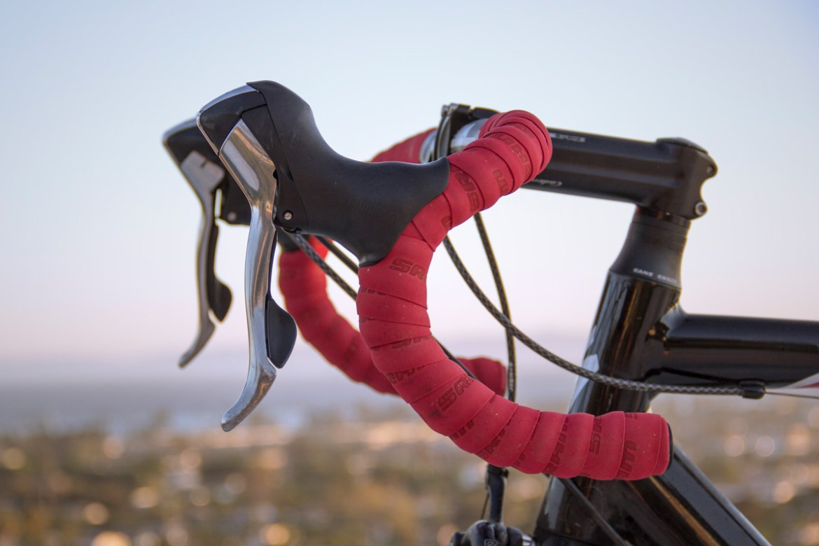 bicycle handle-bars