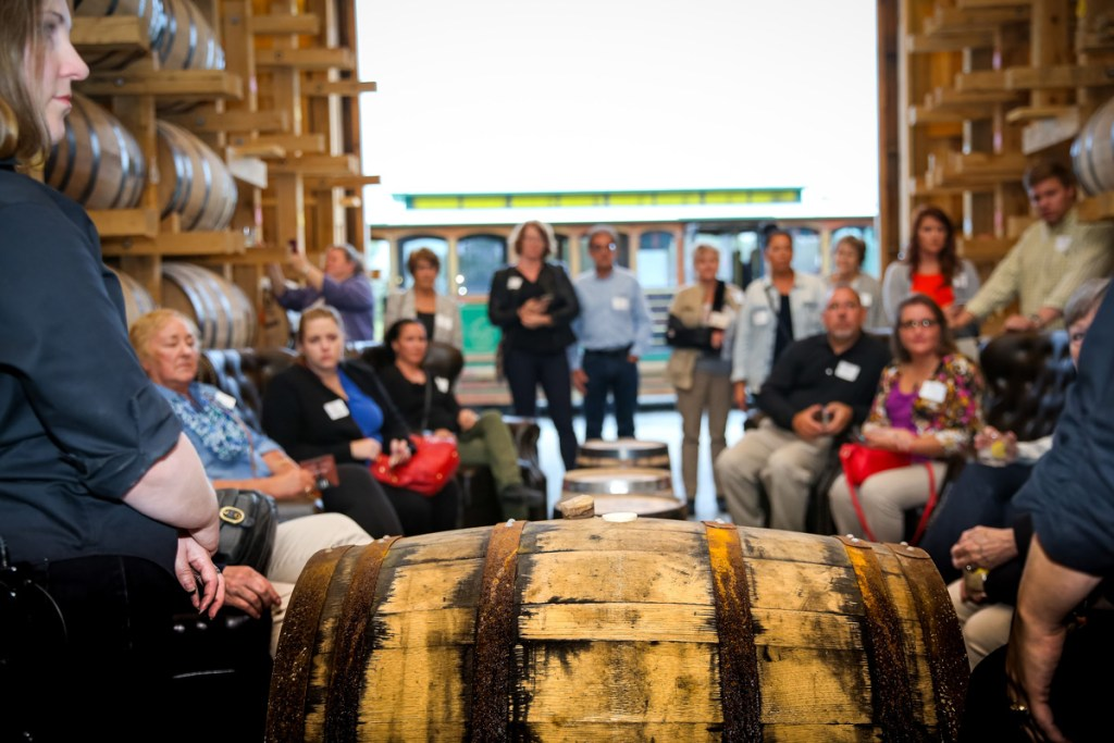 JepthaCreed101317 38 1024x683 - Kentucky Bourbon Trail Craft Tour® Itinerary
