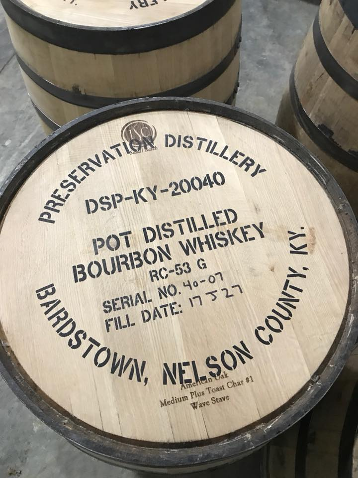 Preservation Barrel - Kentucky Distillers' Association Welcomes Preservation Distillery as Newest Craft Member