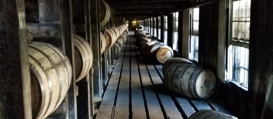 Barrels - Bourbon and Barons: Whiskey Row
