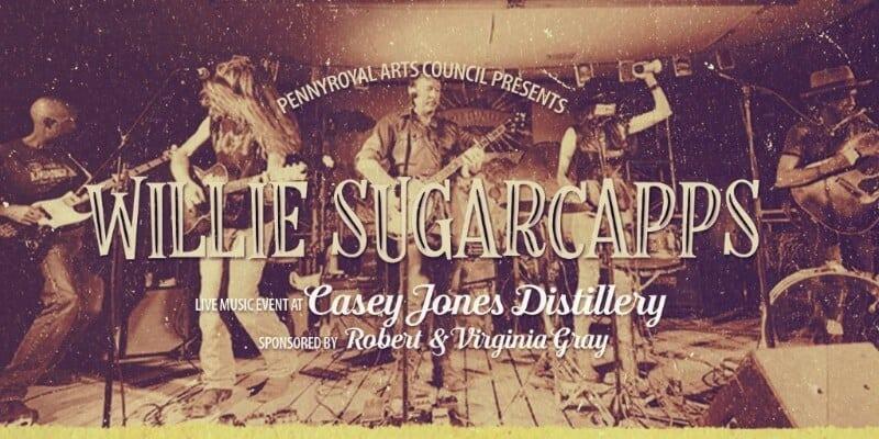 cj willie - Willie Sugarcapps
