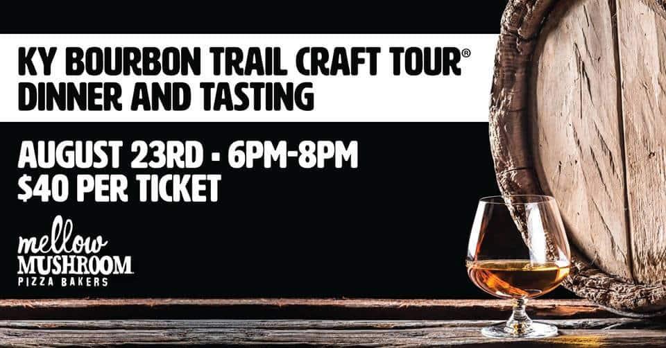 tim knittel KBTCT event - KY Bourbon Trail Craft Tour Dinner & Tasting
