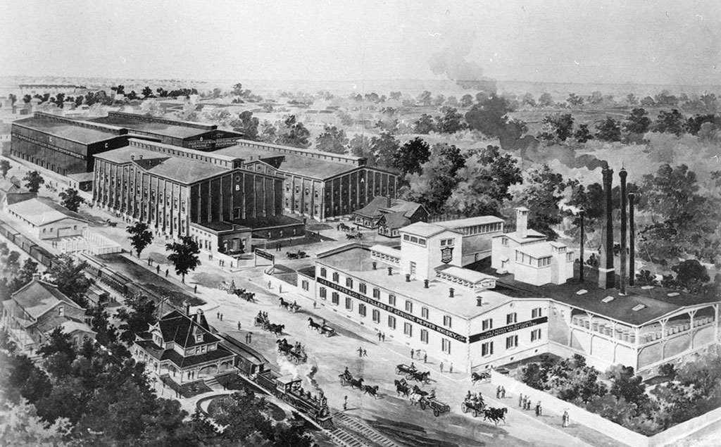 1894 Pepper Distillery 1 - The Pepper's Tour