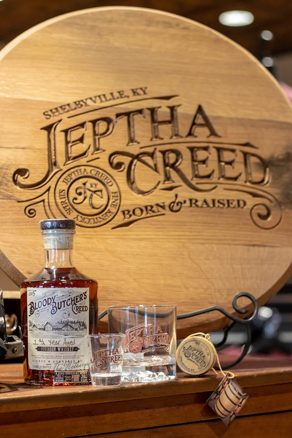 Jeptha Christmas - Celebrate the Holidays with Jeptha Creed Distillery!