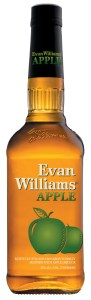 EWA 750ml BottleShot 91x300 - Evan Williams Bourbon Launches Evan Williams Apple