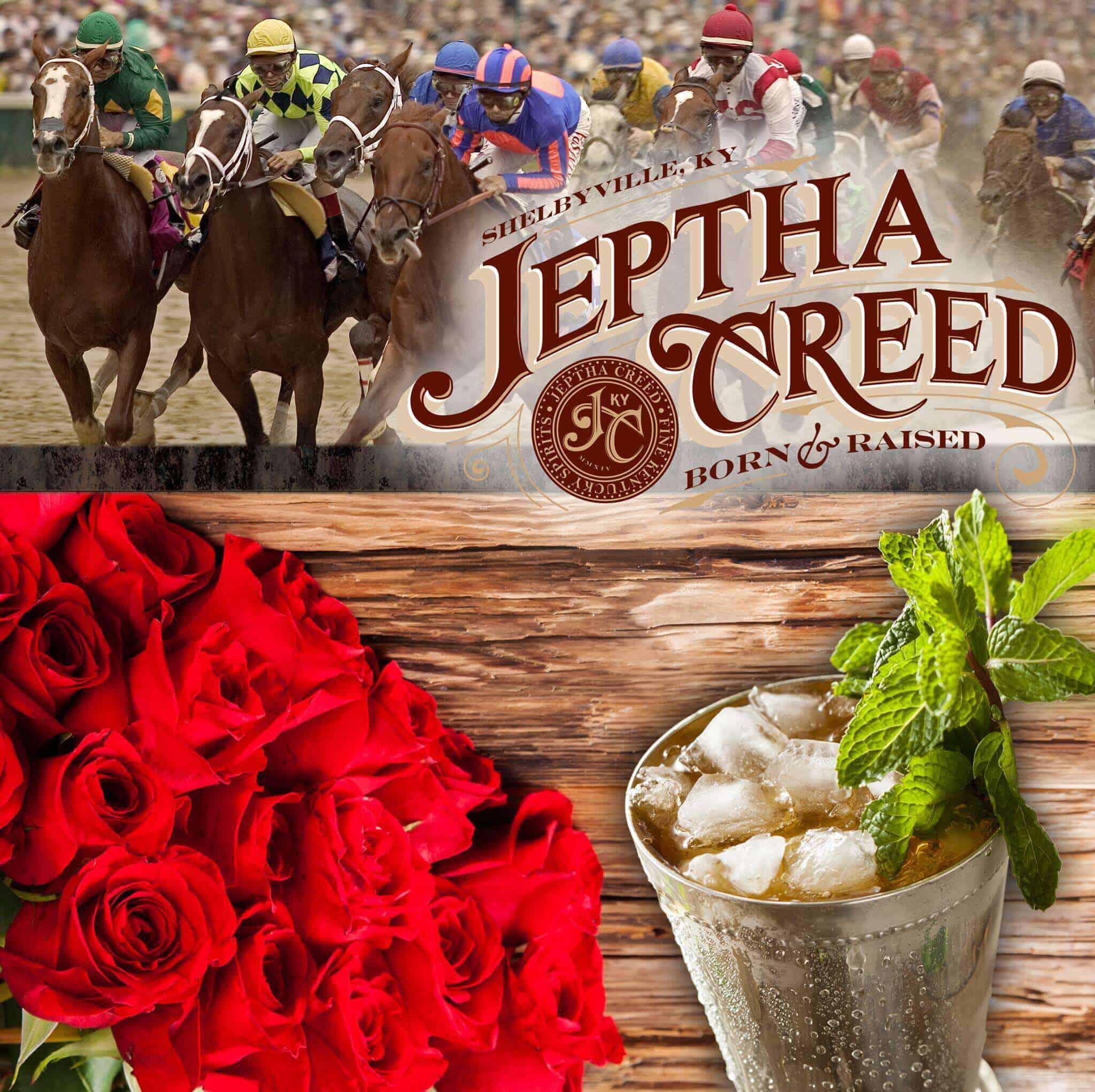 Jeptha Creed Jockeys Juleps Jeptha - Jeptha Creed Jockeys, Juleps, & Jeptha