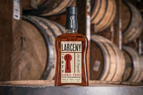 Larceny - Larceny Barrel Proof Barrel Selection