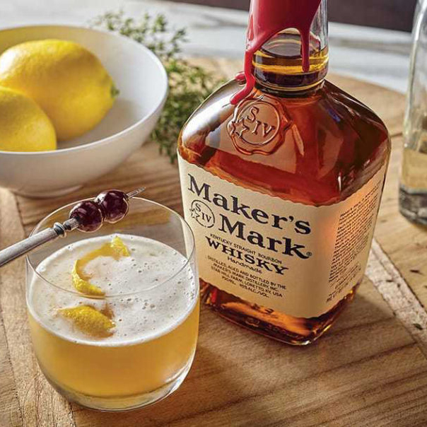 Sour Cocktails - Sour Cocktail Class with Thomas Bolton, Maker's Mark Ambassador
