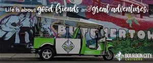 BCC KBT AD - Bourbon City Cruisers