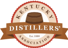 "KDA Barrel logo - Kentucky Distillers' Association & Distilled Spirits Council Partner on ""Spirits United"" Grassroots Platform"