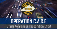 KSP Operation CARE - KSP Increases Traffic Enforcement on Super Bowl Sunday