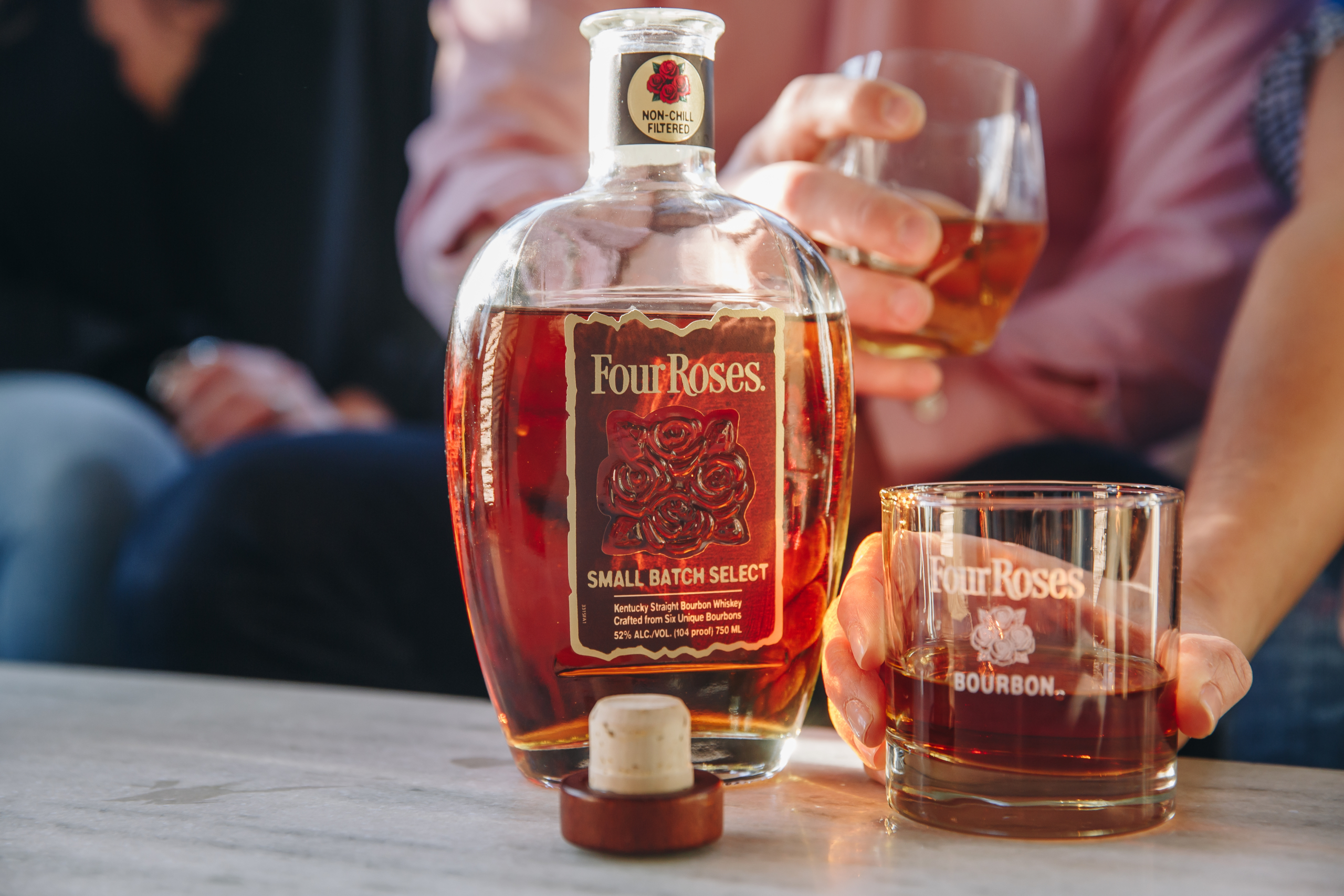 SmallBatchSelect2 scaled - Four Roses' acclaimed addition to its Bourbon lineup expanding to more states