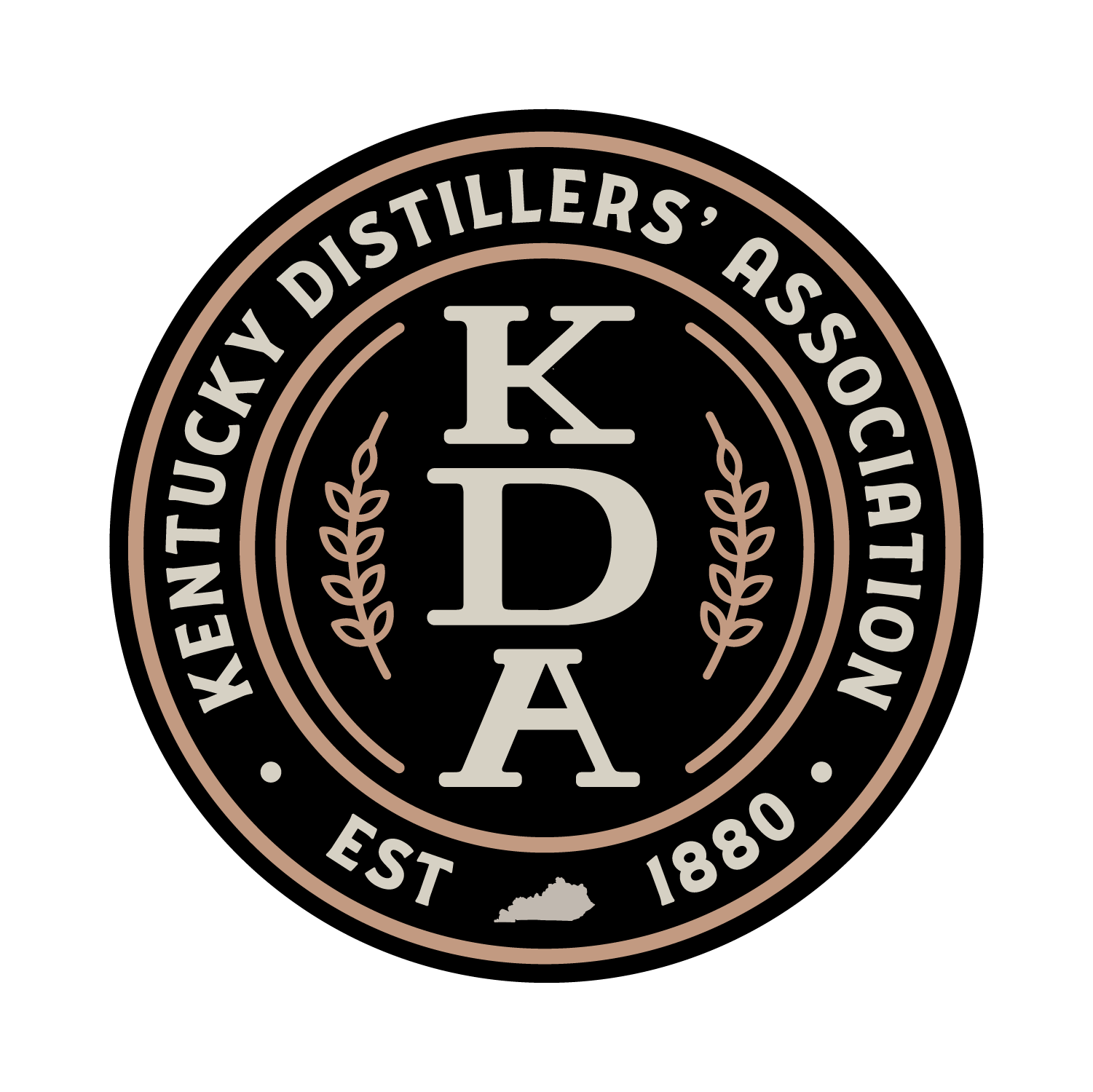 "KDA Logos 01 - Kentucky Distillers' Association Honors Five Legislators With Top ""100 Proof"" Award"