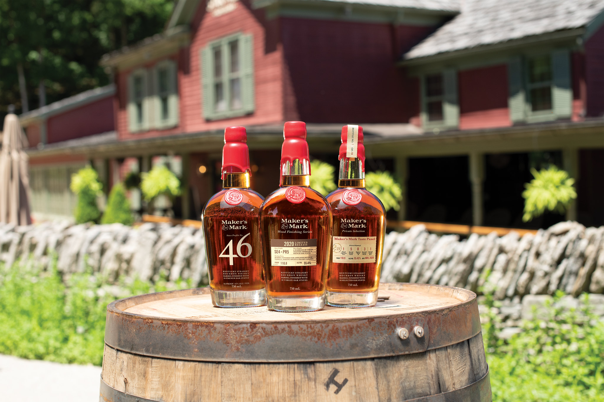 50196270952 e527100585 k - MAKER'S MARK® UNVEILS 2020 LIMITED EDITION BOTTLING OF WOOD FINISHING SERIES