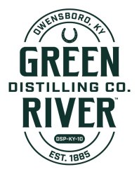 GRDC Logo - Green River Distilling Co. is Revived at Original Home in Owensboro, Kentucky