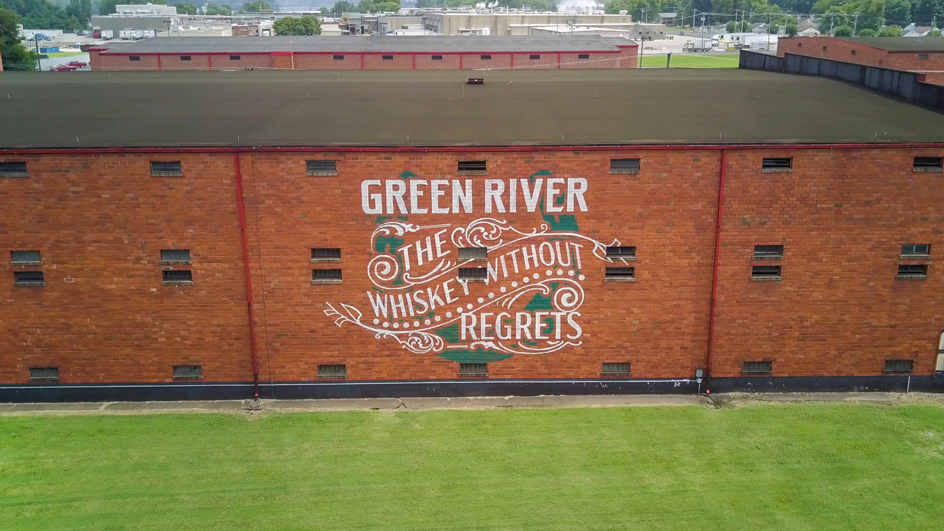 GRDC Mural - Green River Distilling Co. is Revived at Original Home in Owensboro, Kentucky
