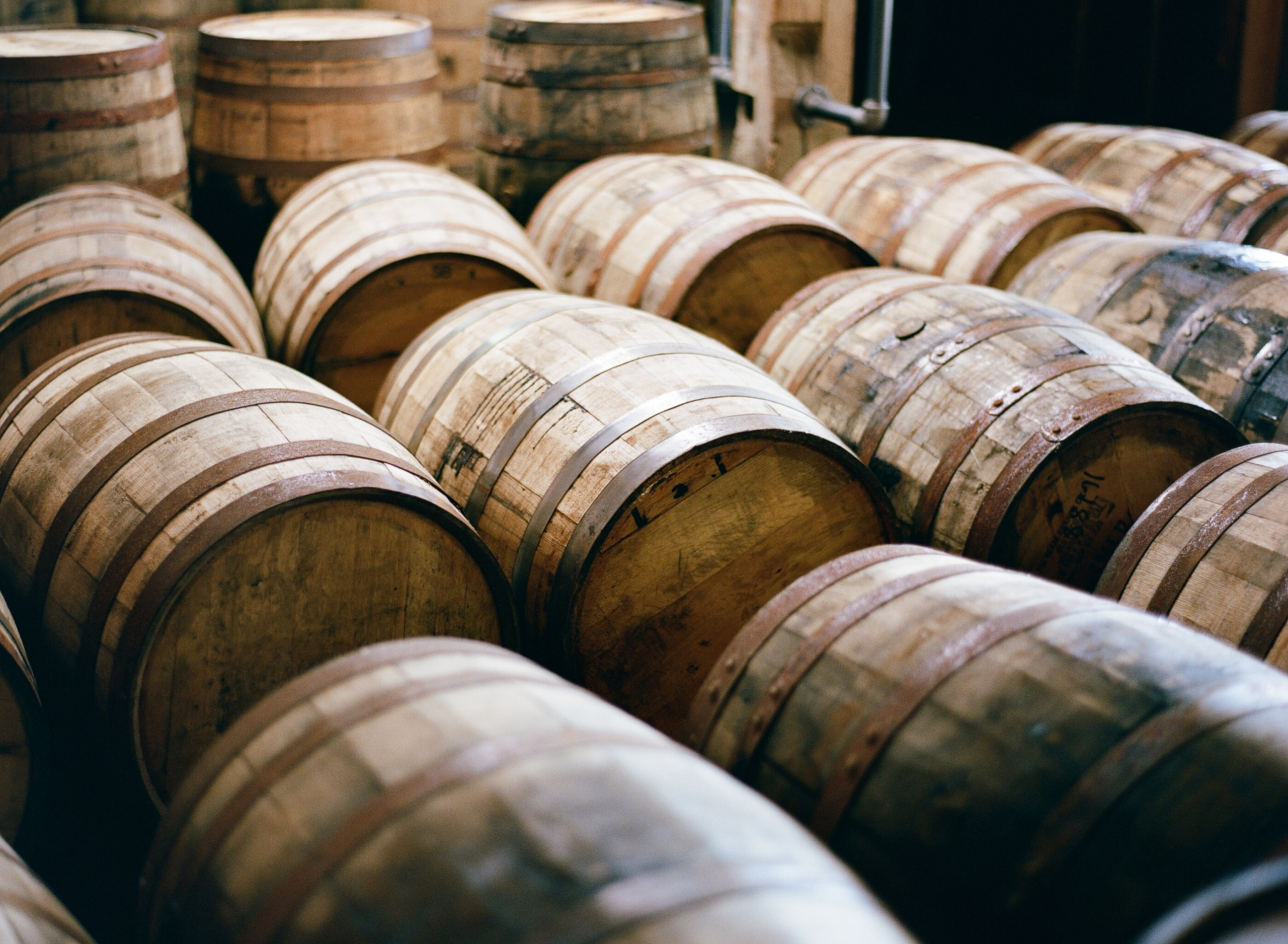 000033940013 scaled - Kentucky Now Boasts Nearly 10 Million Aging Barrels Of Bourbon and Distilled Spirits