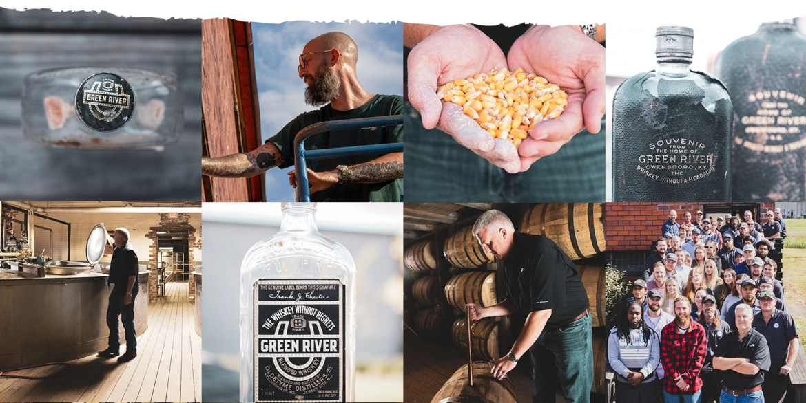 GR Page Collage - Green River Distilling Co.