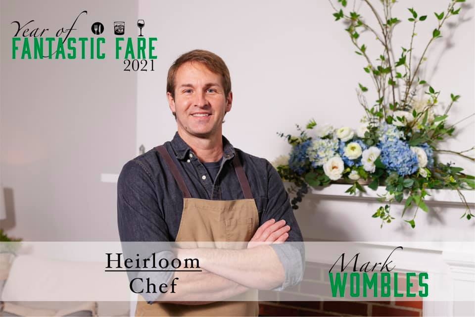 """Mark Wombles - Experience the """"Fantastic Fare"""" of Woodford County"""