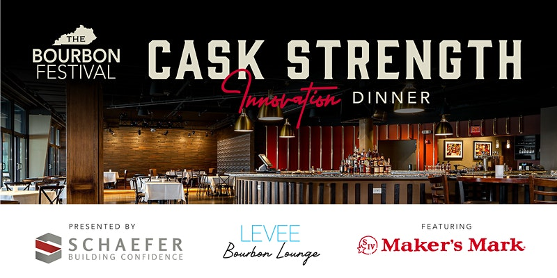 Cask - Cask Strength Innovation Dinner