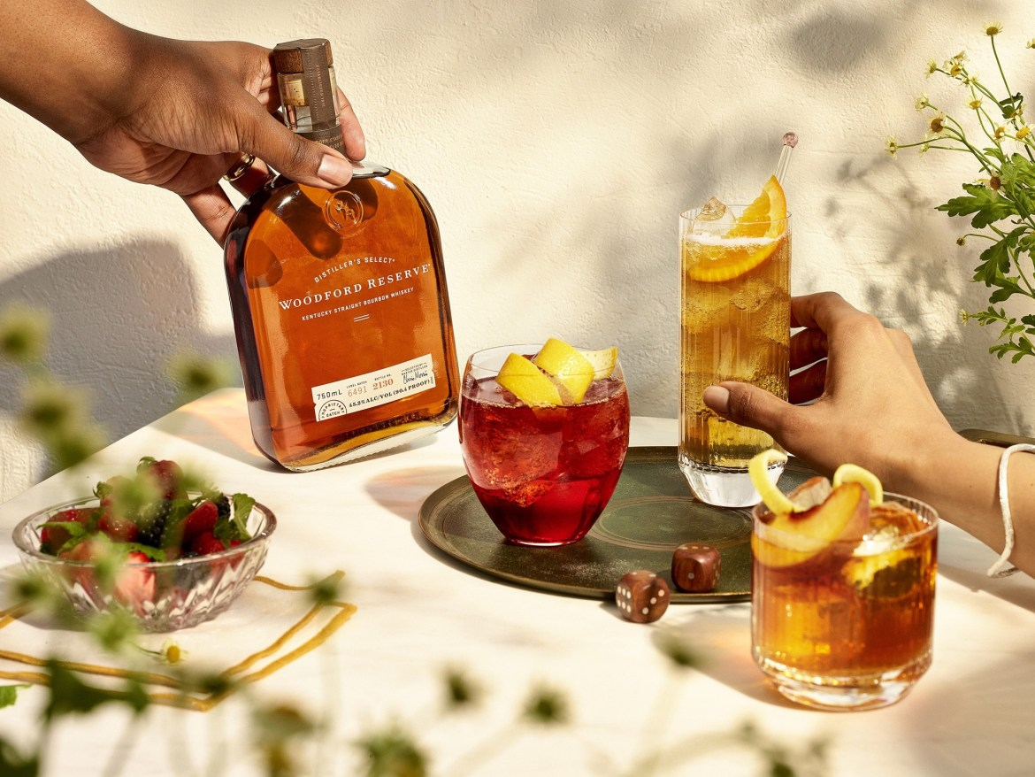 aug 17 - Woodford Reserve Cocktail Class