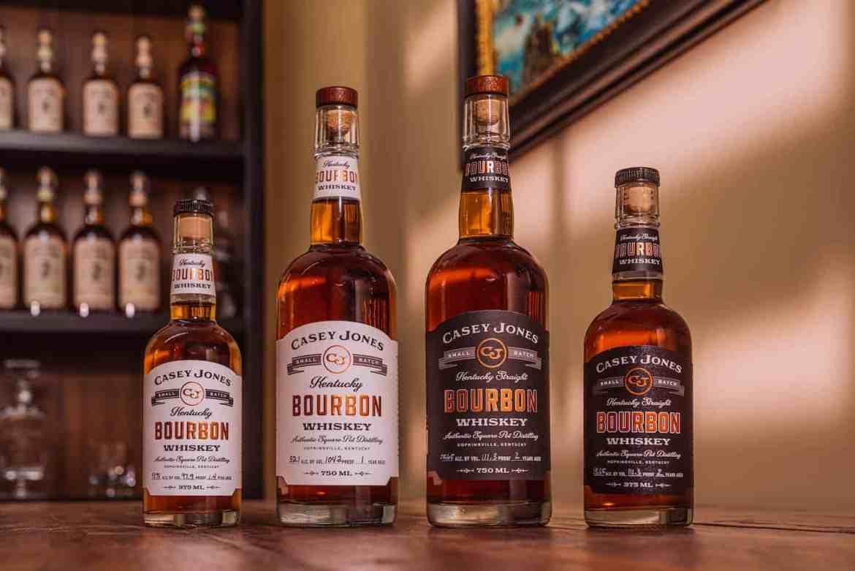 Casey Jones Distillery Bourbons - Publications