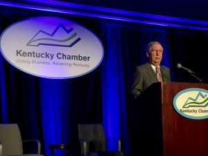 McConnell at congressional forum