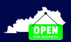 Ky Open for Business