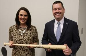 Rudy bat