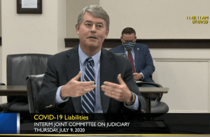Robert Hudson COVID testimony 2