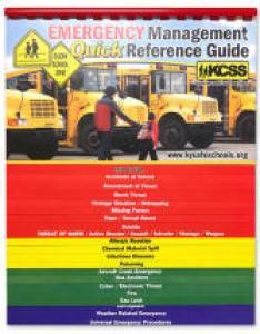 Flip chart school emergencies also kentucky center for safety rh kycss