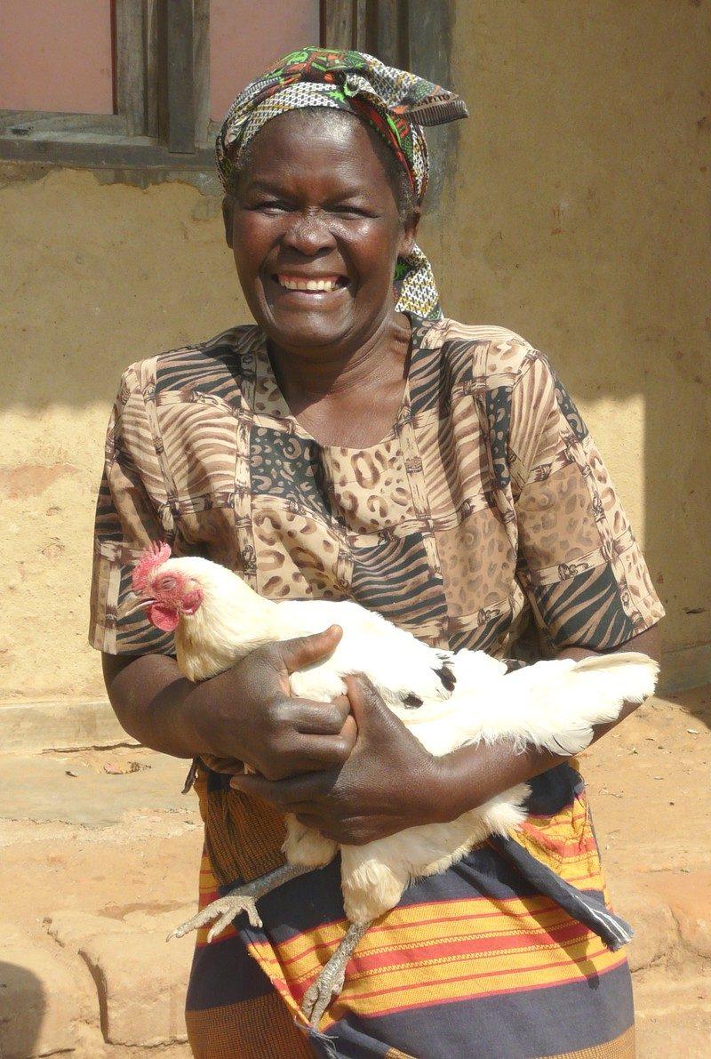 Village Champion Judith